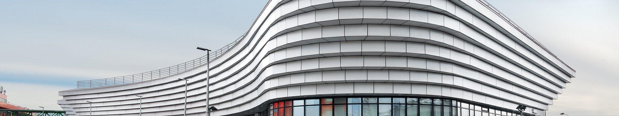 Абстрактный фасад