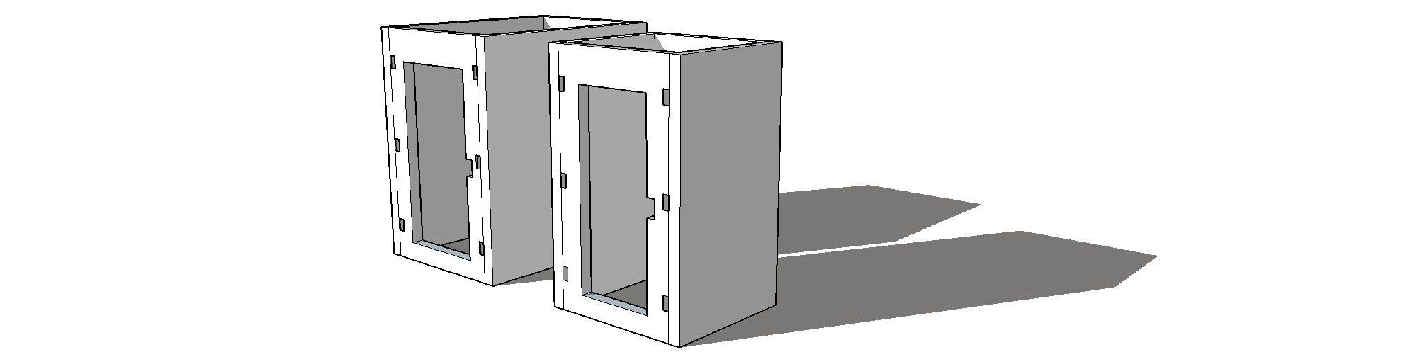 Шахты лифтов железобетонные - ШЛ, ШЛП, ШЛГП