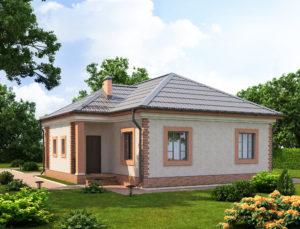 Коттедж проекта Болгария